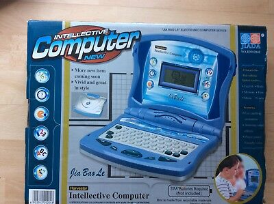 50 learning Activities Kids Learning Laptop Computer With  MATH ENGLISH GAMES
