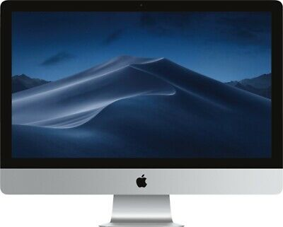 Apple iMac 27 Zoll Retina 5K Display Core i5 Radeon Pro 570 1TB Fusion Drive