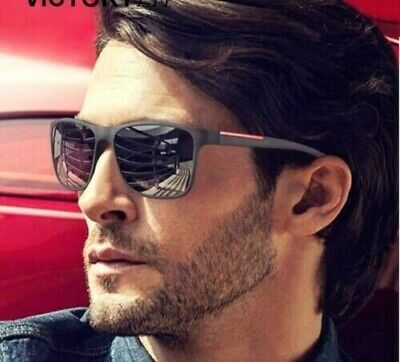 Fashion Brand Men Oversize Driving Sunglasses Design High Quality Polarized