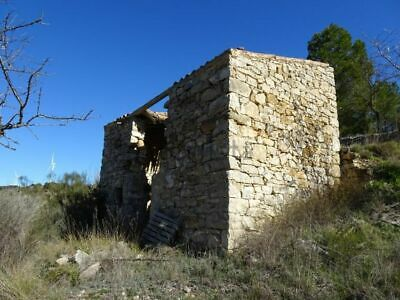Finca with stonehouse ruin in Spain, 1,5 ha of land, property abroad for sale