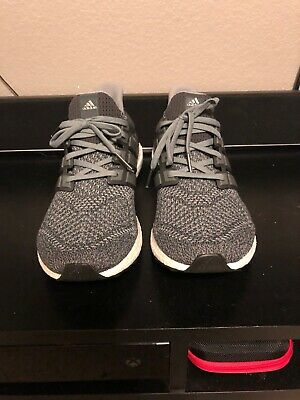 51e25b09d ADIDAS ULTRA BOOST 1.0 Mystery Grey DS Size 12 -  250.00