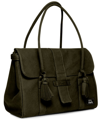 Eco By Naty Diaper Bag GOTS Organic Cotton