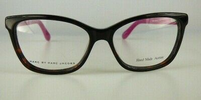 e538f5c4c9f6 NEW AUTHENTIC MARC By Marc Jacobs Tortoise/ Pink Women Optic Frames ...