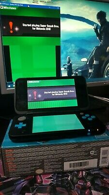 Nintendo New 3DS 2DS XL Streaming Capture Card Plays 3DS/2DS Games All Models!