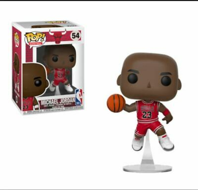Funko POP! NBA Chicago Bulls - Michael Jordan #54 - IN HAND