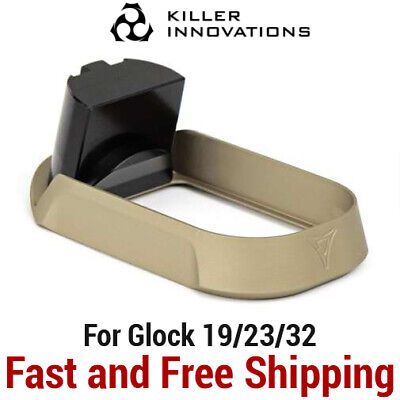 MAG SLEEVE FITS Glock 26 For Glock 19/17 Mags *GEN 4 ONLY