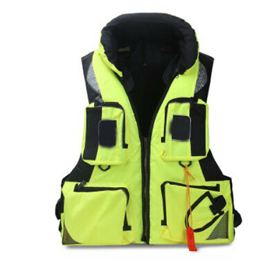 D50 Fishing Water Sports Kayak Canoe Boat Surf Ski Sailing Life Jacket Vest O
