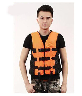 D29 Fishing Water Sports Kayak Canoe Boat Surf Ski Sailing Life Jacket Vest O