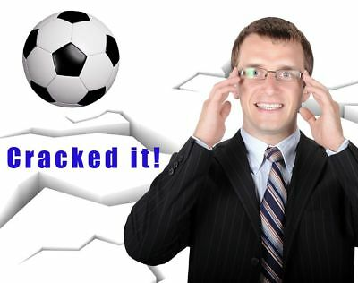 The Betfair Blockbuster system football betting strategy