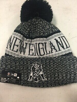 c2348dc6c75aac New England Patriots New Era Knit Hat On Field 2017 Sideline Beanie NWT