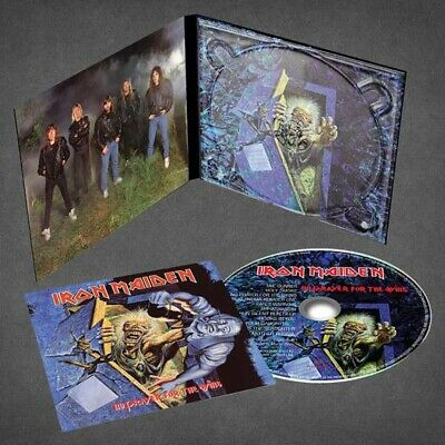 Iron Maiden - No Prayer for the Dying - New Digipak CD - Pre Order - 29th March
