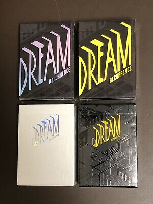 Dream Recurrence Exuberance & Reverie, Standard & Deluxe Playing Cards New Rare