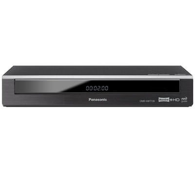 Panasonic DMR-HWT130EB Smart 500GB Recorder with Twin Freeview+ Tuners