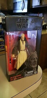 Star Wars Black Series NEW  Obi-Wan Kenobi #32 Jedi Action Figure 6 Inch Obi Wan
