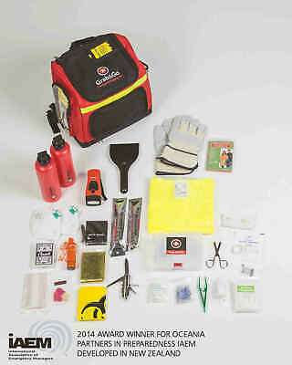 Mil-Tec GRAB&GO EMERGENCY KIT 1 PERS. One Size