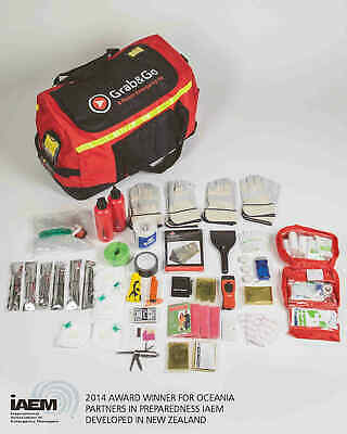Mil-Tec GRAB&GO EMERGENCY KIT 4 PERS. One Size