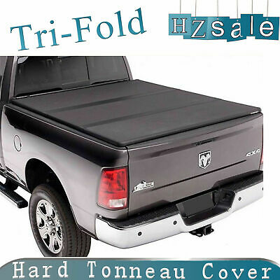 Roll Up Soft Tonneau Cover Fits 2002-2018 DODGE RAM 1500//2500//3500 8ft Long Bed