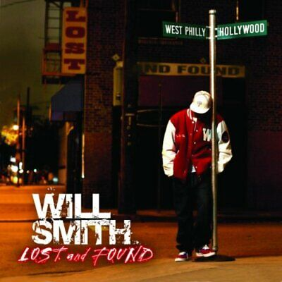 113418 Will Smith - Lost And Found (CD)