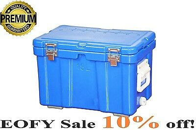 EOFY Sale 10% off 18L Esky Cooler box Ice case heavy duty Rotomoulded Icebox
