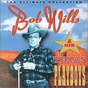 113418 Bob Wills - The Ultimate Collection (CD)