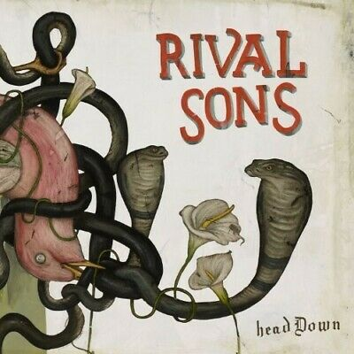 112236 Rival Sons - Head Down: Deluxe (CD)