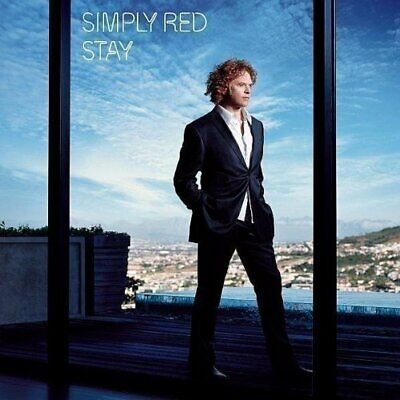 150816 Simply Red - Stay (CD)