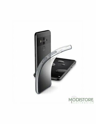 CELLULAR LINE CUSTODIA A LIBRO EFFETTO PELLE NERA IPHONE X - Modistore