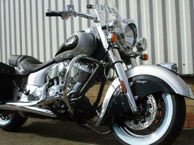 New Indian Chief Vintage...Two tone Star silver/Black...Instock...£19999.00
