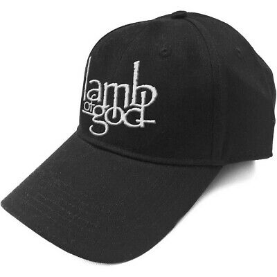 LAMB OF GOD embroidered cap