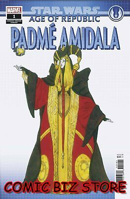 Star Wars Aor Padme Amilda #1 (2019) 1St Printing Concept Design Variant Cover