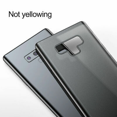 Baseus For Samsung Galaxy Note9 Ultra Thin Slim Matte Back Case Cover Protection