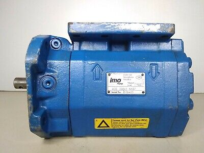 New IMO Pump ACE 038 K3 NVBP oil and fuel transfer pump