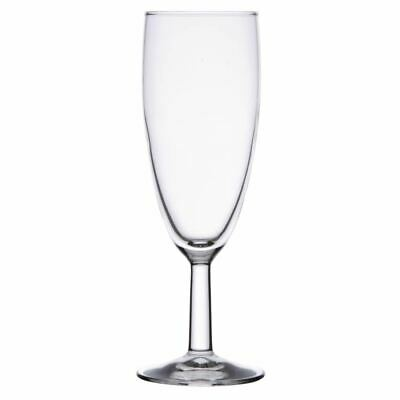Olympia Boule Champagne Flutes Capacity - 140ml / 5oz Pack Quantity - 48