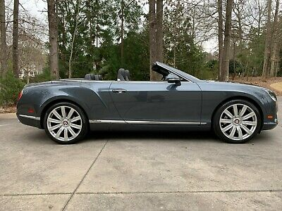 2013 Bentley Continental GT V8 Convertible