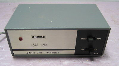 Herald AM-35A Phono-Tape Preamplifier