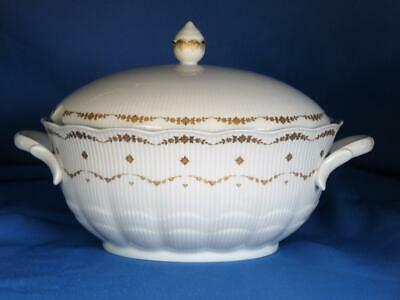 Retired Kaiser Germany Monte Carlo Porcelain Oval Soup Tureen Server Casserole