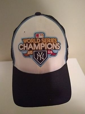 3add21a3b2e NEW YORK YANKEES New Era Hat Cap 2009 World Series Champions Fitted ...
