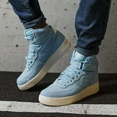 new product e3f7f 009db Nike Air Force 1 HI ´07 SUEDE AF1 BOOTS TRAINERS UK 6 EUR 40