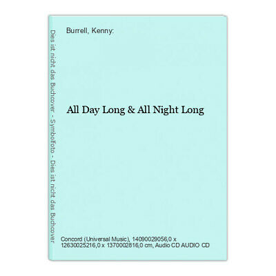 All Day Long & All Night Long Burrell, Kenny: