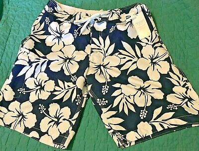 ae24f8742d NEW MENS SIZE M Old Navy Swim Suit Trunks 10