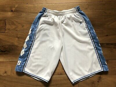 dc07b3c99c182c UNC North Carolina Tar Heel basketball shorts Youth XL Nike Air Jordan