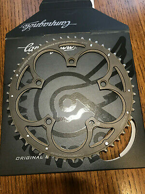 Record and Chorus Campagnolo 11-Speed 52t Chainring for 2011-2014 Super Record