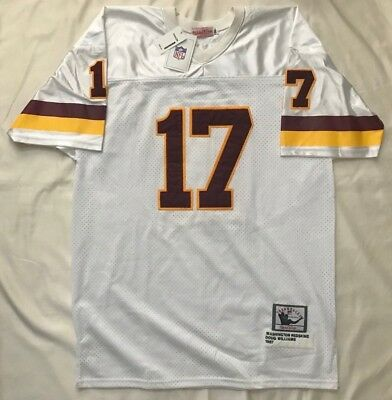 DOUG WILLIAMS Redskins Mitchell   Ness 1987 Throwback Jersey - NEW with Tags ca55fda44