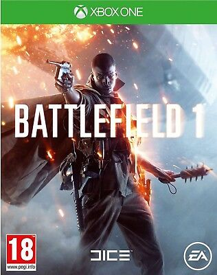 BATTLEFIELD 1 Game Xbox ONE PAL Fast Post UK