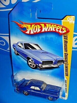 Orange Version 2012 Hot Wheels /'68 Mercury Cougar Col #119