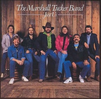 Just Us by The Marshall Tucker Band (CD) 1983