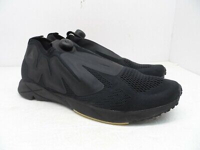 REEBOK MEN S SPEED Rise Athletic Running Shoe Black White Size 12M ... a5fa8b7cc