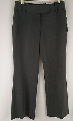 Apt 9 Sz 8 Solid Brown Wide Leg Maxwell Polyester Blend Dress Pants Inseam 32 A Great Variety Of Goods Pants Clothing, Shoes & Accessories