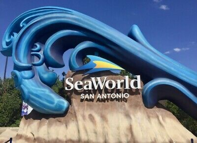 Seaworld San Antonio Texas Tickets $43 Admission Promo Discount Savings ~ Deal!