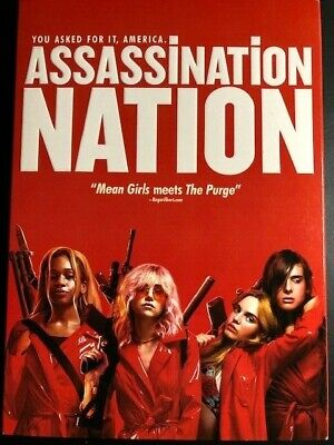 Assassination Nation (DVD, 2018)